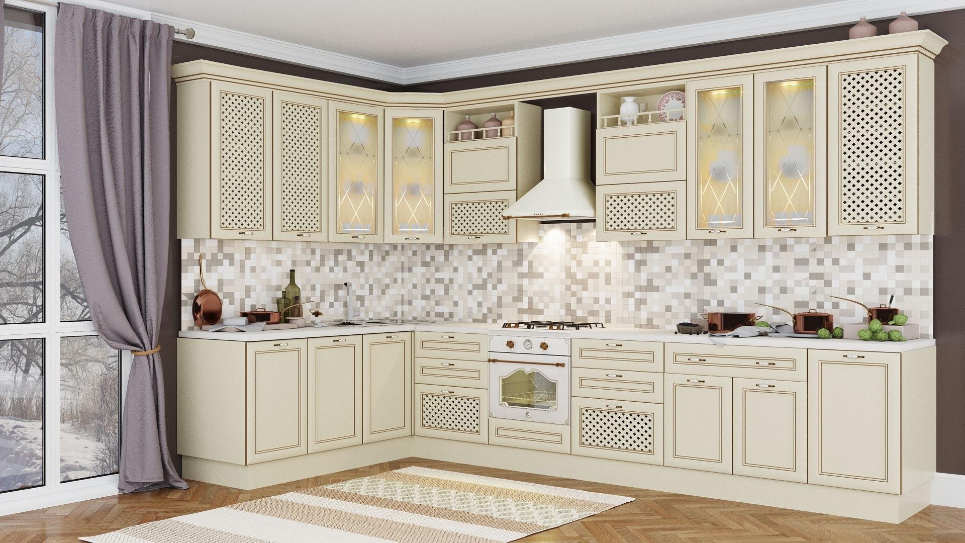 кухня Дамиана
